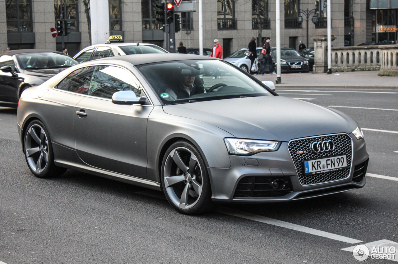 2013 Audi S5 30T Coupe  Car and Driver
