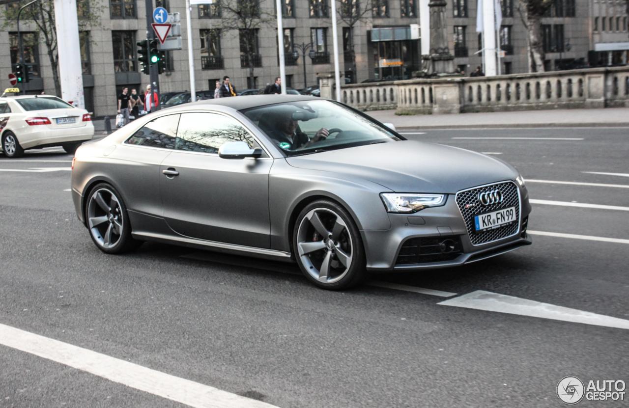 Audi Rs5 B8 2012 15 Mrz 2014 Autogespot