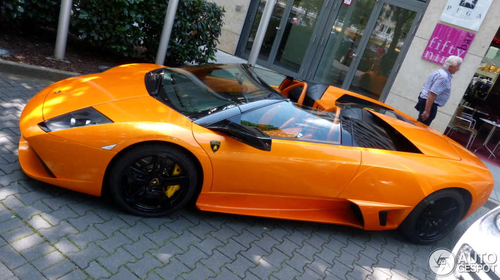 Lamborghini Murcielago Lp640 Roadster 16 March 2014 Autogespot