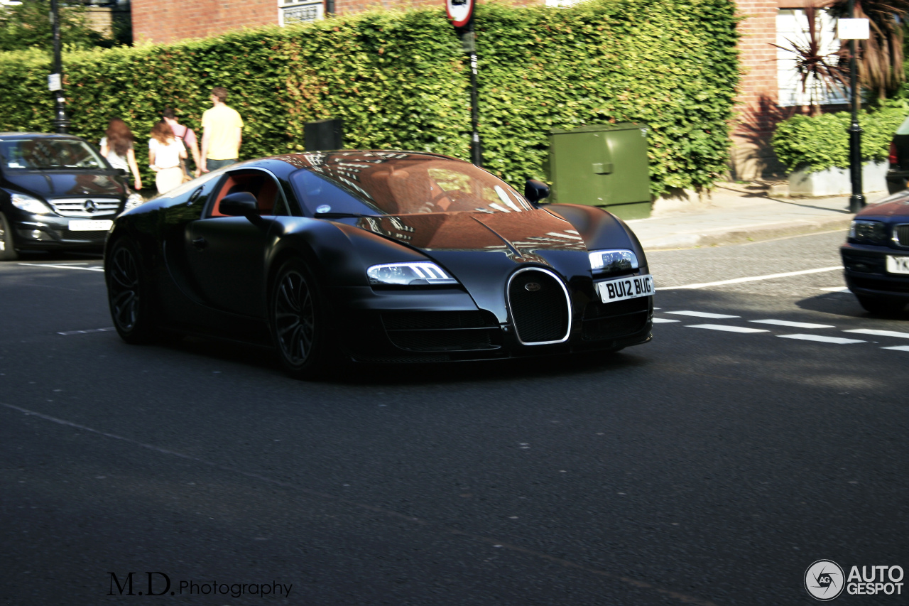 bugatti veyron 16 4 super sport sang noir 17 march 2014 autogespot. Black Bedroom Furniture Sets. Home Design Ideas