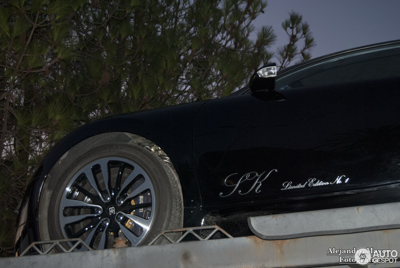bugatti veyron 16 4 sk limited edition 18 march 2014 autogespot. Black Bedroom Furniture Sets. Home Design Ideas