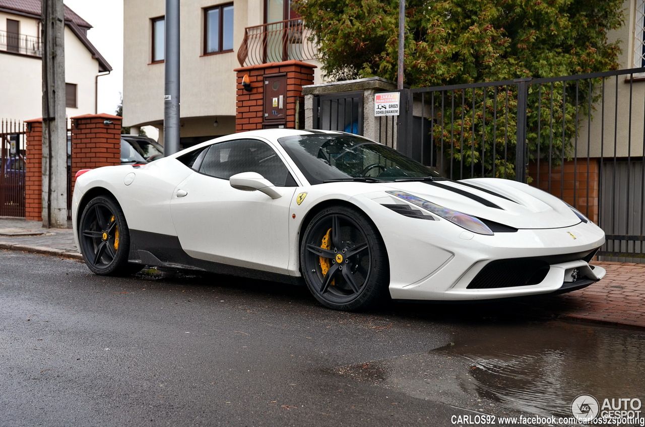 2017 Ferrari 458 Price >> Ferrari 458 Speciale - 18 March 2014 - Autogespot