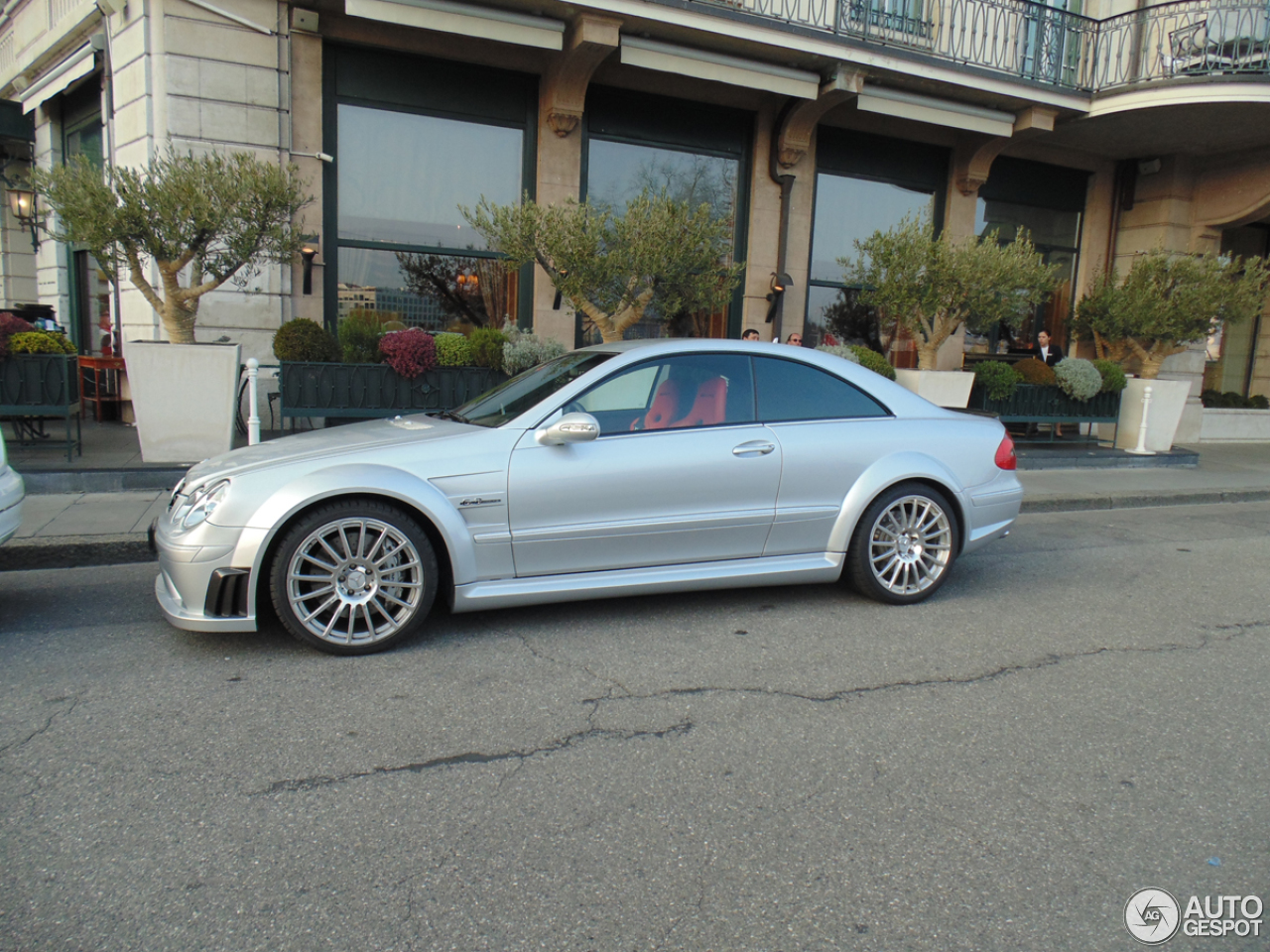 Mercedes benz clk 63 amg black series 20 march 2014 for Mercedes benz clk 63 amg