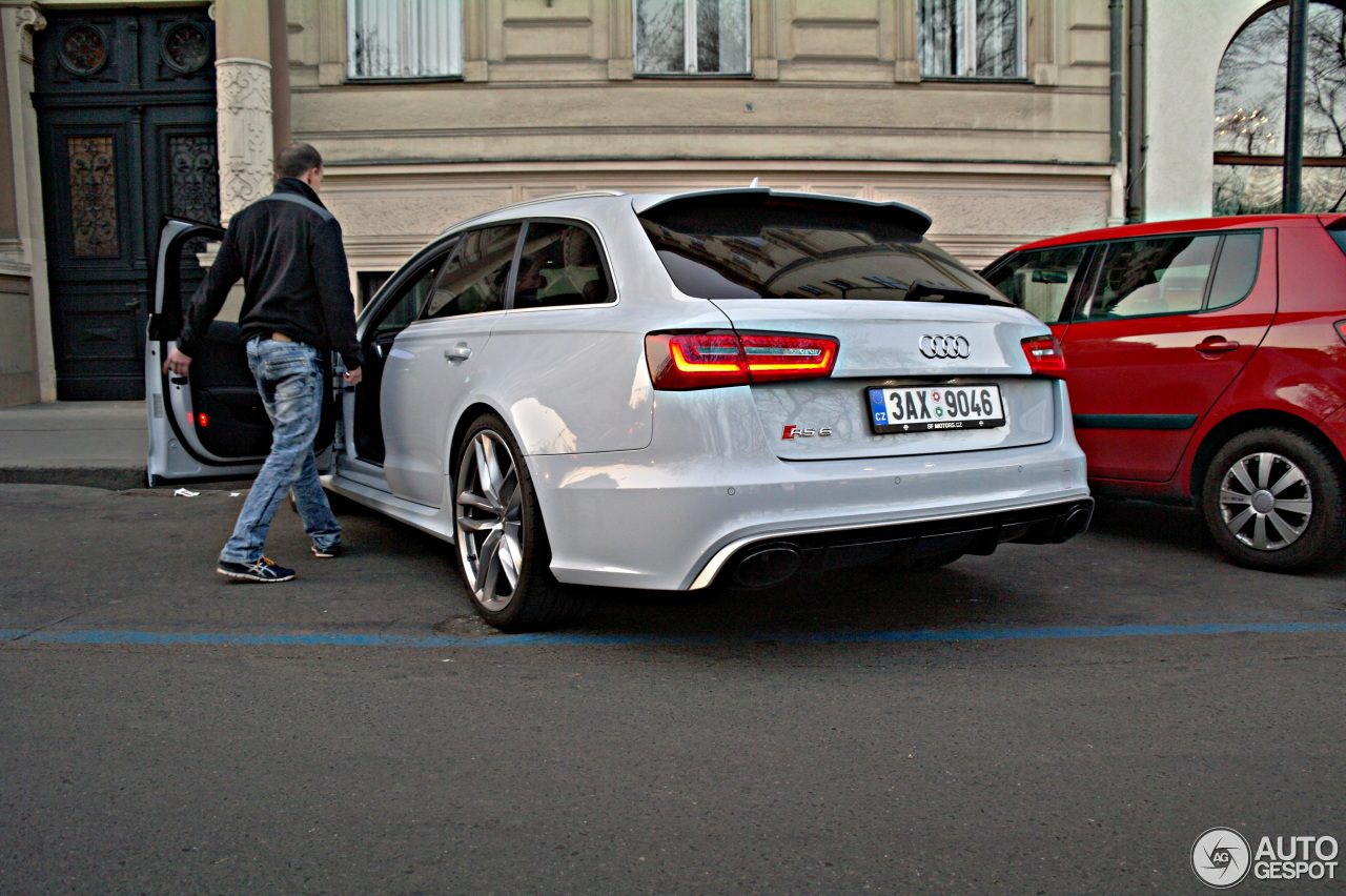 audi rs6 avant c7 21 march 2014 autogespot. Black Bedroom Furniture Sets. Home Design Ideas