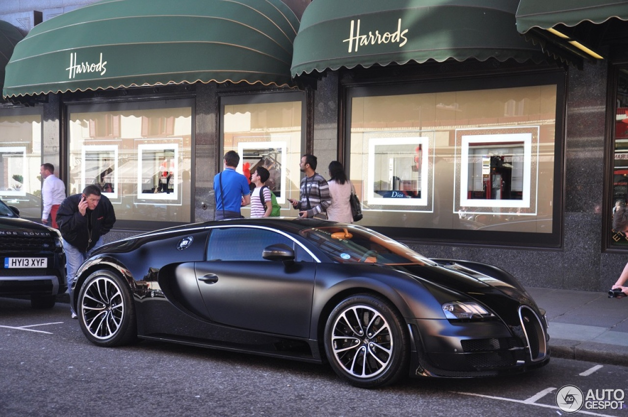 Bugatti Veyron 16.4 Super Sport Sang Noir - 21 March 2014 ... Bugatti 2014 Chrome