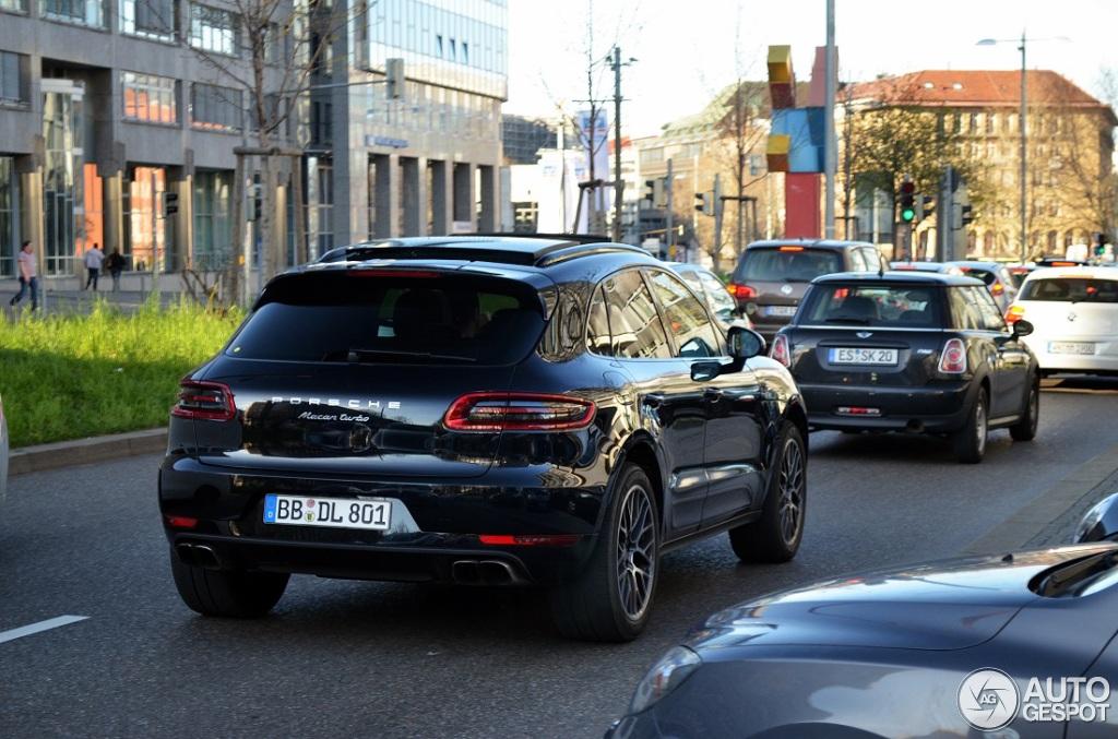 Porsche 95b Macan Turbo 21 Mrz 2014 Autogespot