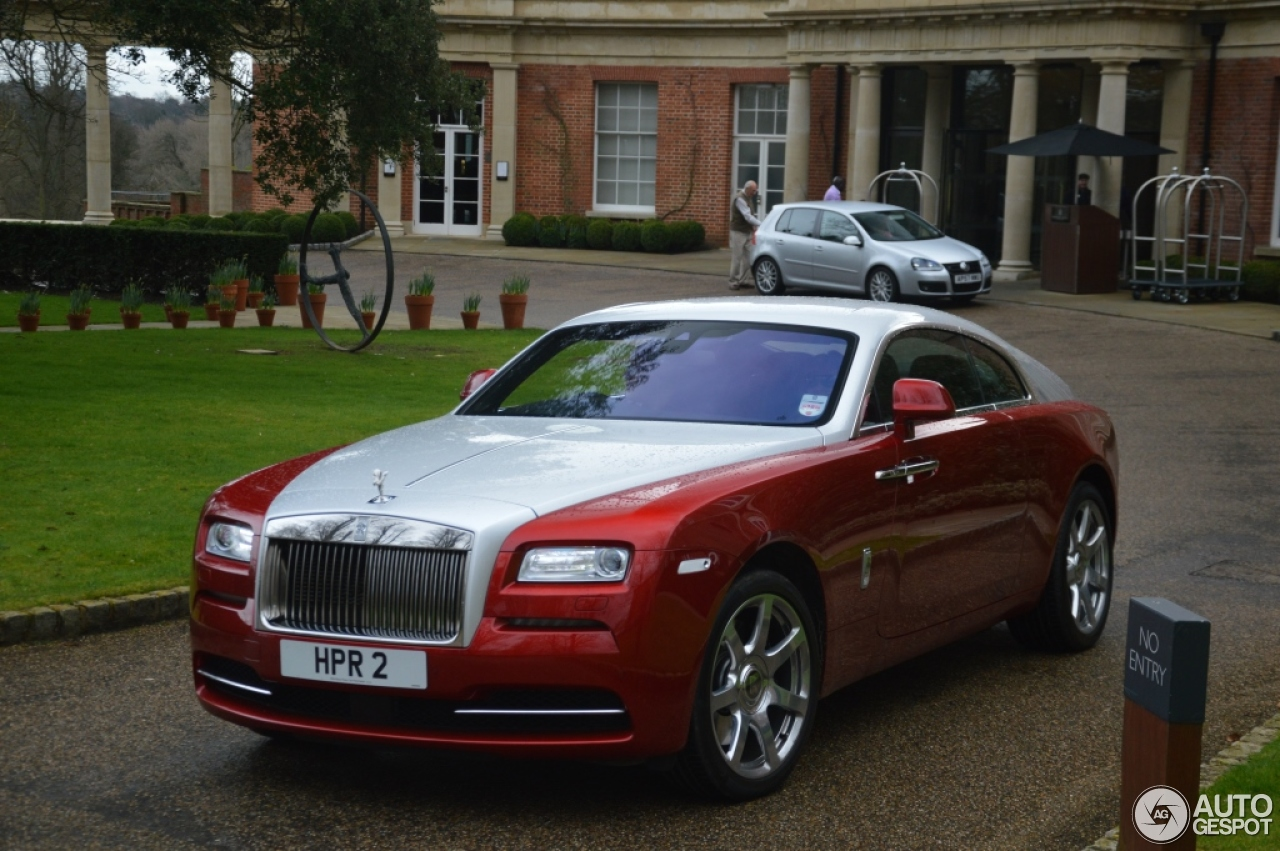 Rolls Royce Wraith 21 March 2014 Autogespot