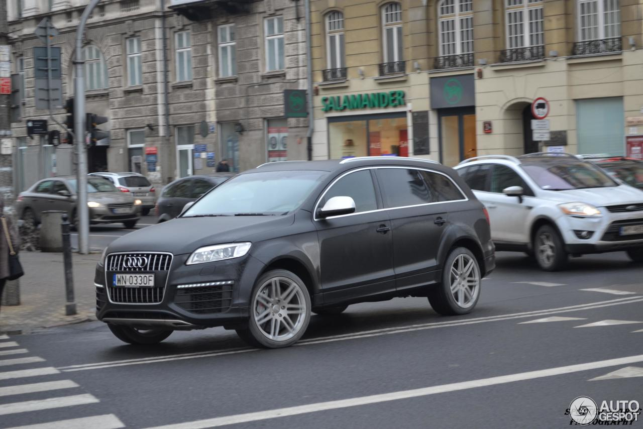 audi q7 v12 tdi 22 march 2014 autogespot. Black Bedroom Furniture Sets. Home Design Ideas
