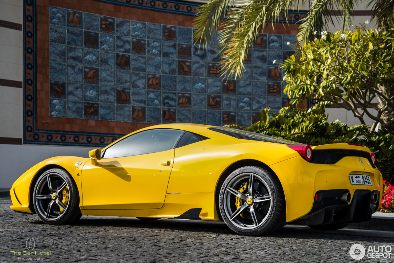 ferrari 458 speciale 22 march 2014 autogespot. Black Bedroom Furniture Sets. Home Design Ideas