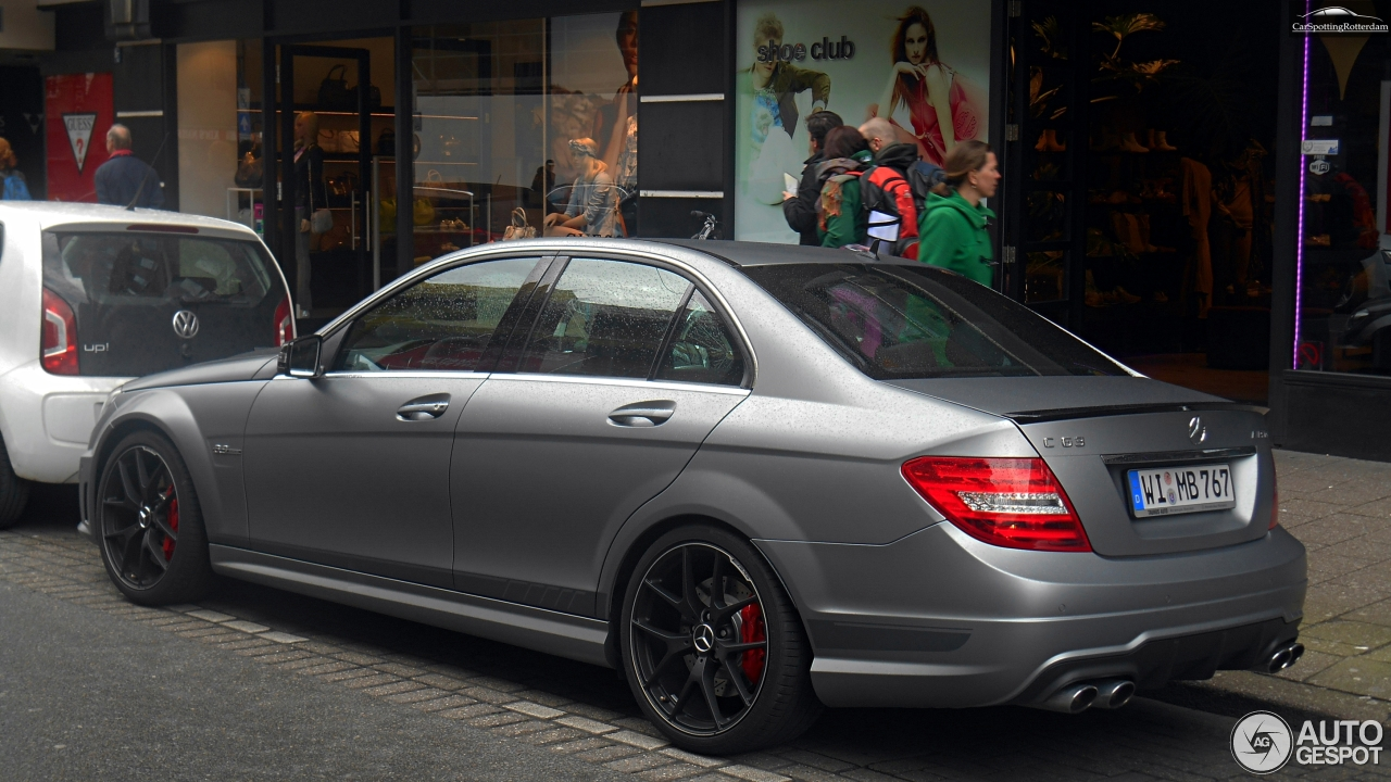Mercedes benz c 63 amg edition 507 22 march 2014 for Mercedes benz c63 amg 507 edition for sale