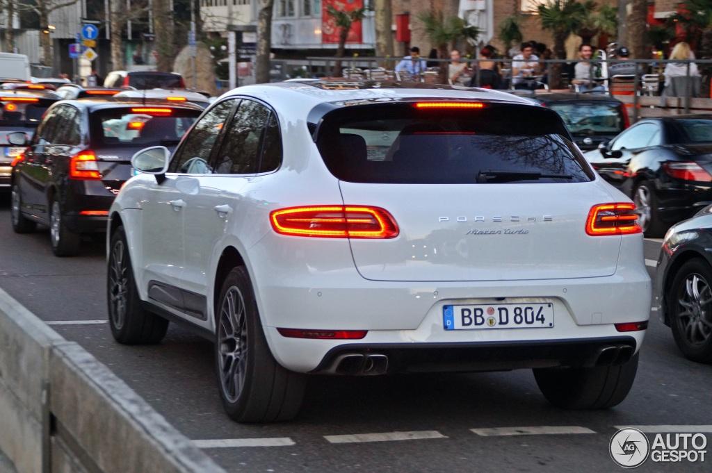 Porsche 95b Macan Turbo 22 Mrz 2014 Autogespot