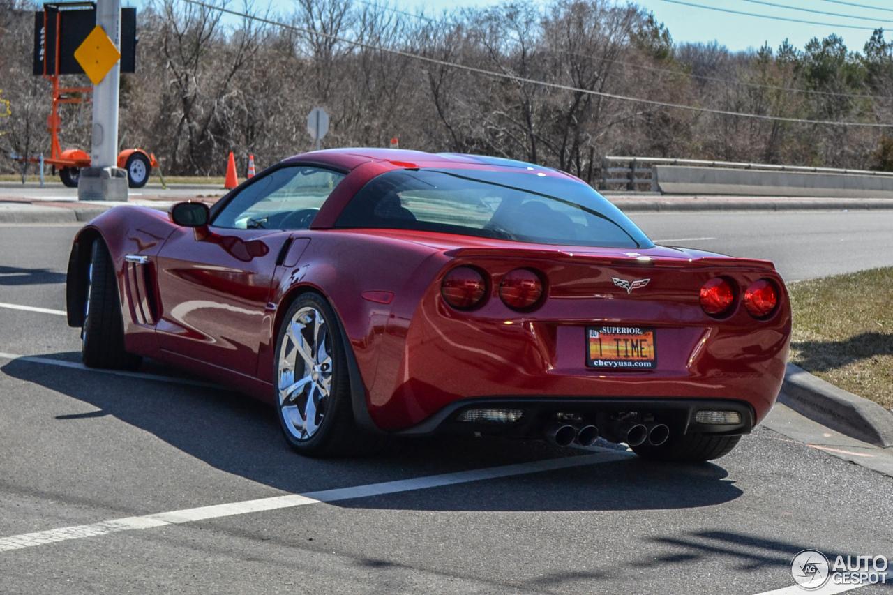 Corvette C6 For Sale >> Chevrolet Corvette C6 Grand Sport - 23 March 2014 - Autogespot