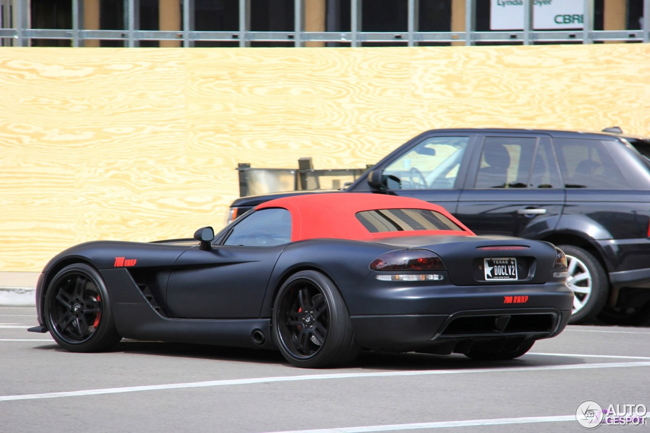 Dodge Viper Srt 10 Roadster 2008 700 R W H P 23 March 2014 Autogespot