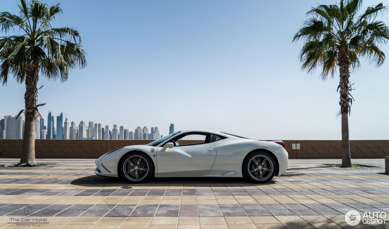 Ferrari 458 Speciale 23 March 2014 Autogespot