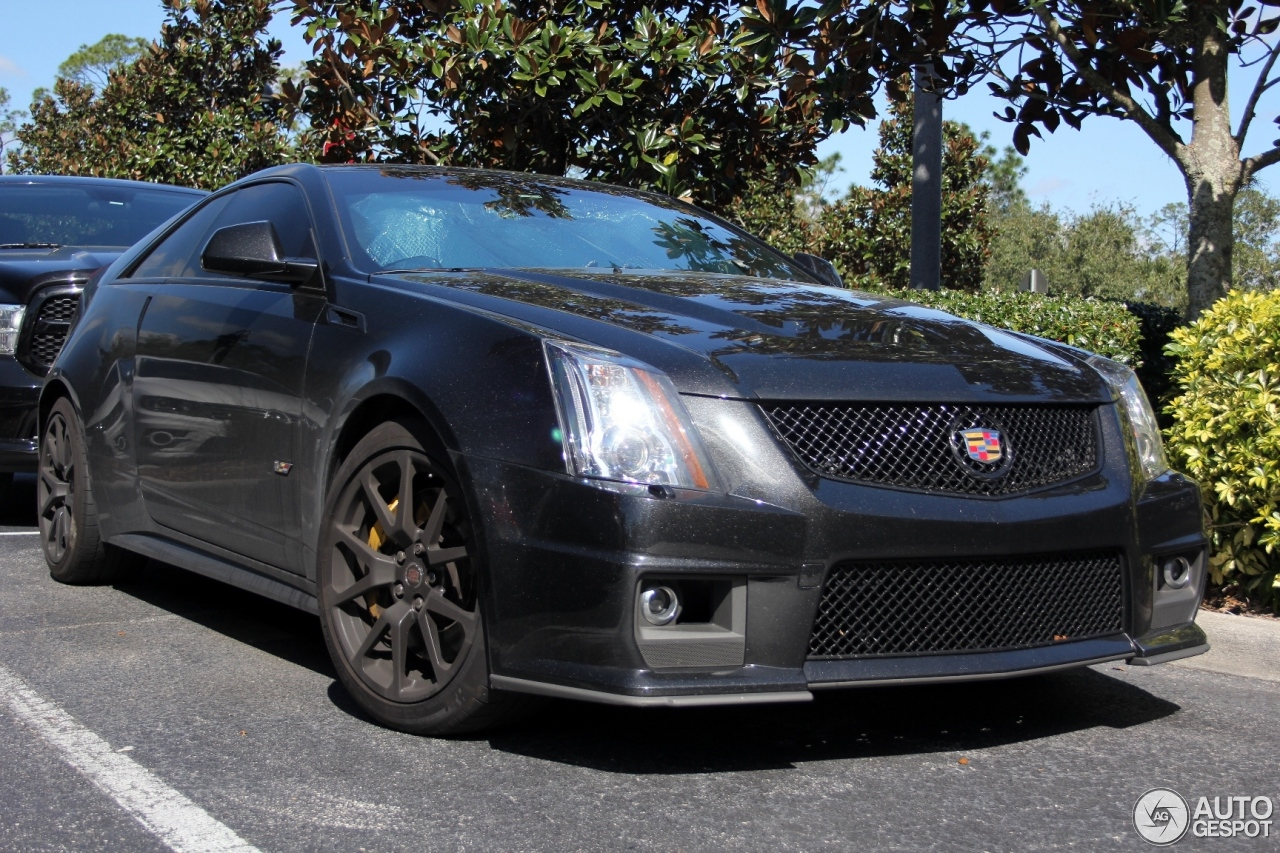 cadillac cts v coup 24 march 2014 autogespot. Black Bedroom Furniture Sets. Home Design Ideas