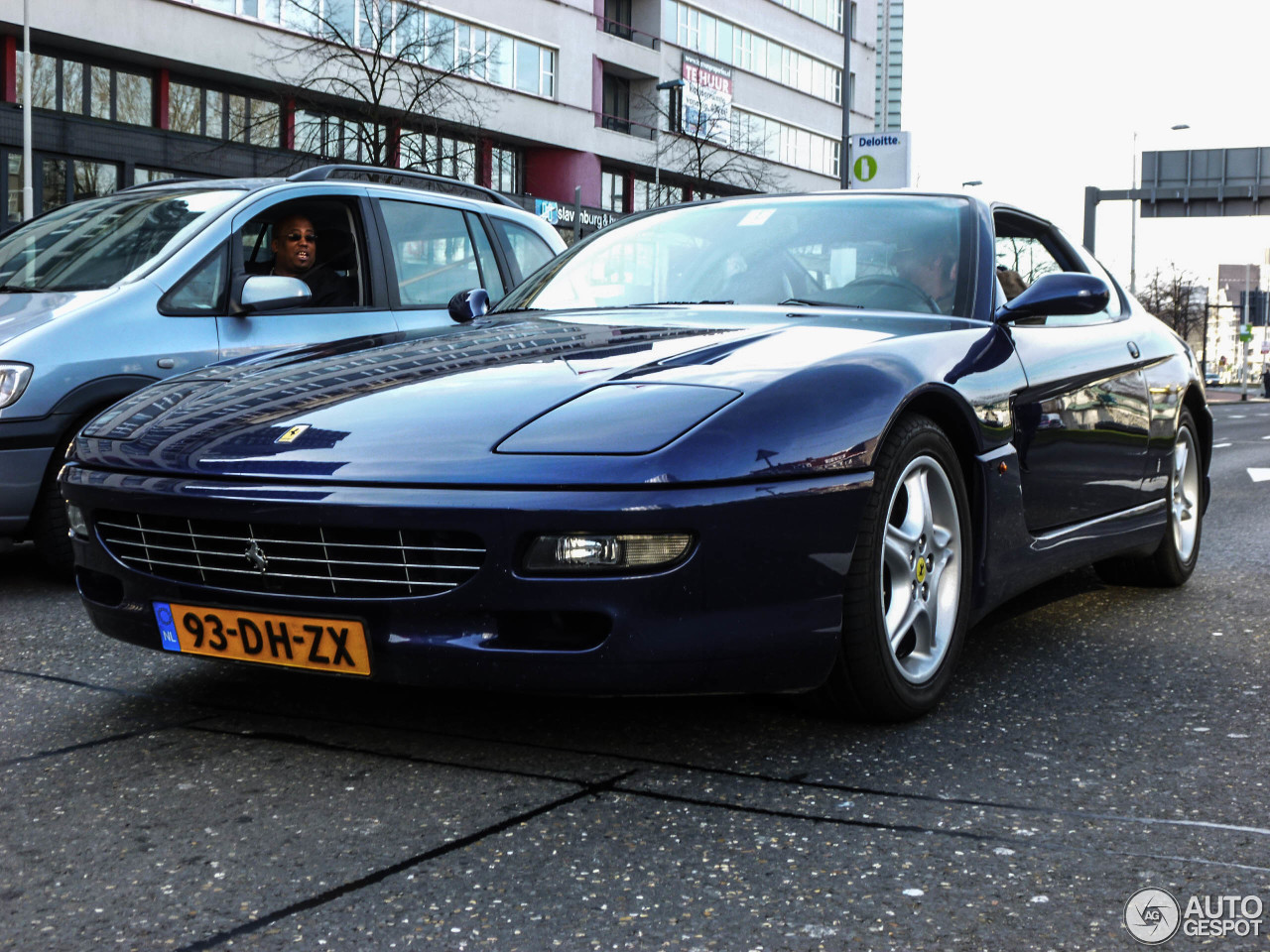 ferrari 456 gt 24 march 2014 autogespot. Black Bedroom Furniture Sets. Home Design Ideas