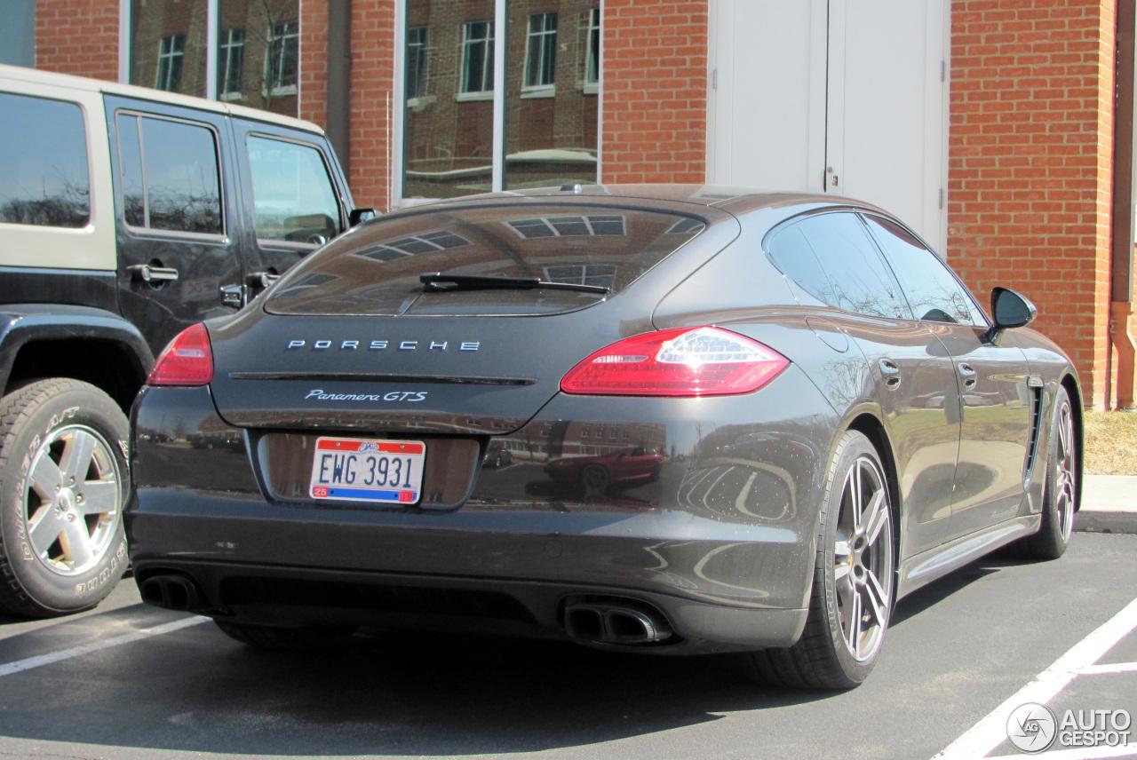 Porsche Panamera GTS  24 March 2014  Autogespot