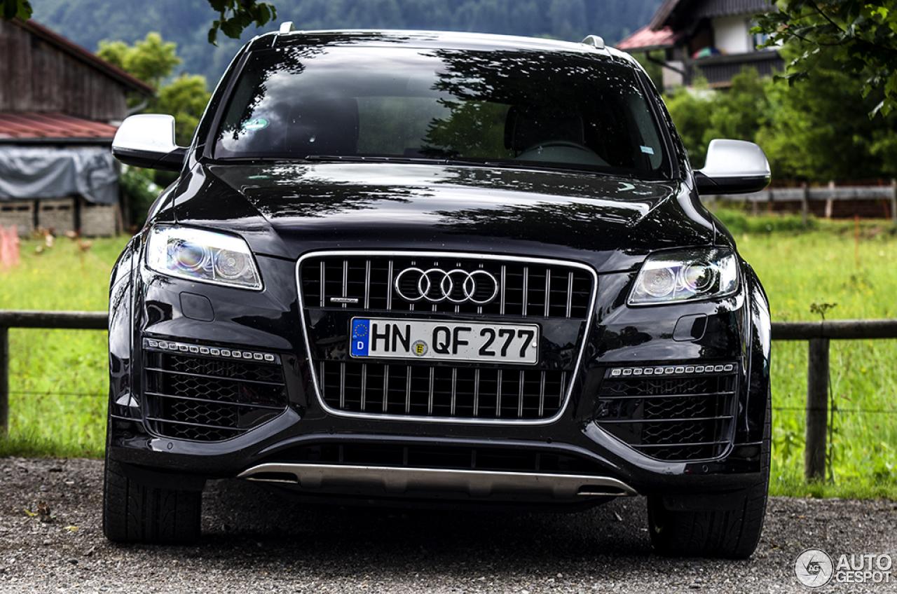 Audi Q7 V12 Tdi 25 March 2014 Autogespot