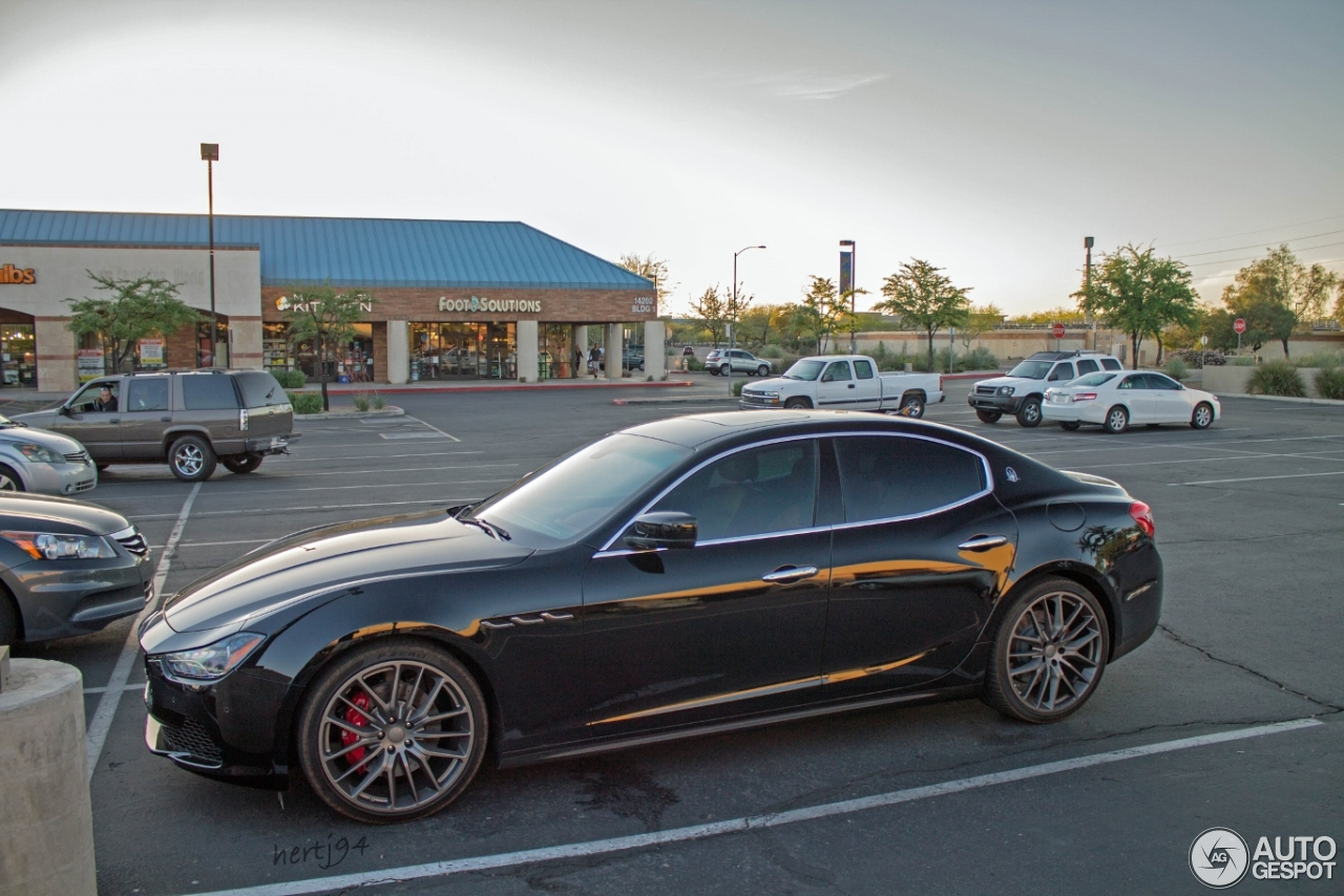 Maserati Ghibli S Q4 2013 - 25 March 2014 - Autogespot