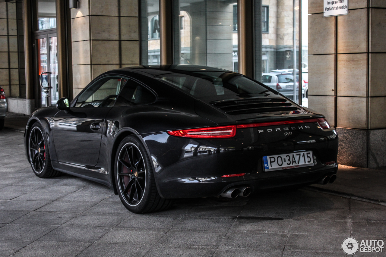 porsche 991 carrera 4s 25 march 2014 autogespot. Black Bedroom Furniture Sets. Home Design Ideas