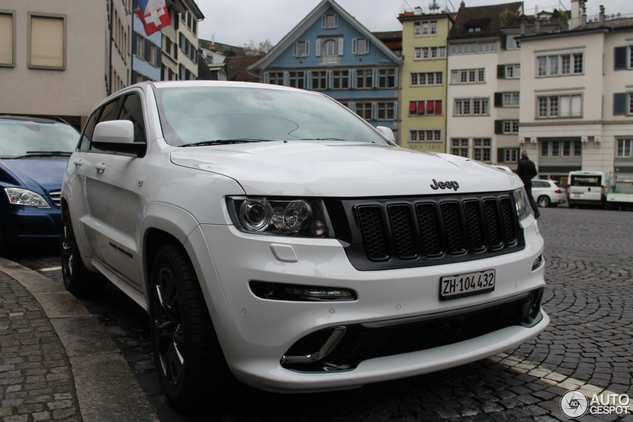 jeep grand cherokee srt 8 limited edition 26 march 2014 autogespot. Black Bedroom Furniture Sets. Home Design Ideas