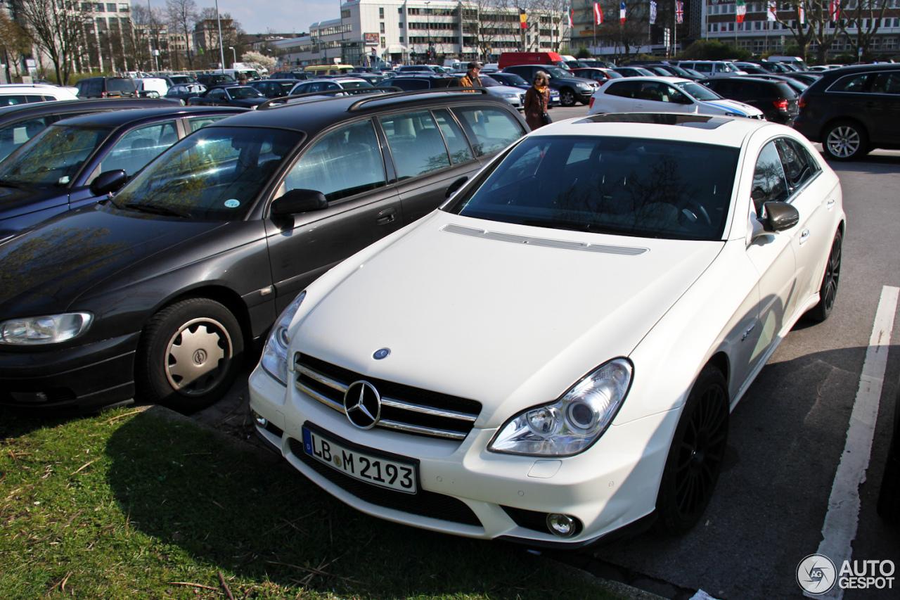 Mercedes benz cls 63 amg c219 27 maart 2014 autogespot for 2014 mercedes benz cls550 0 60