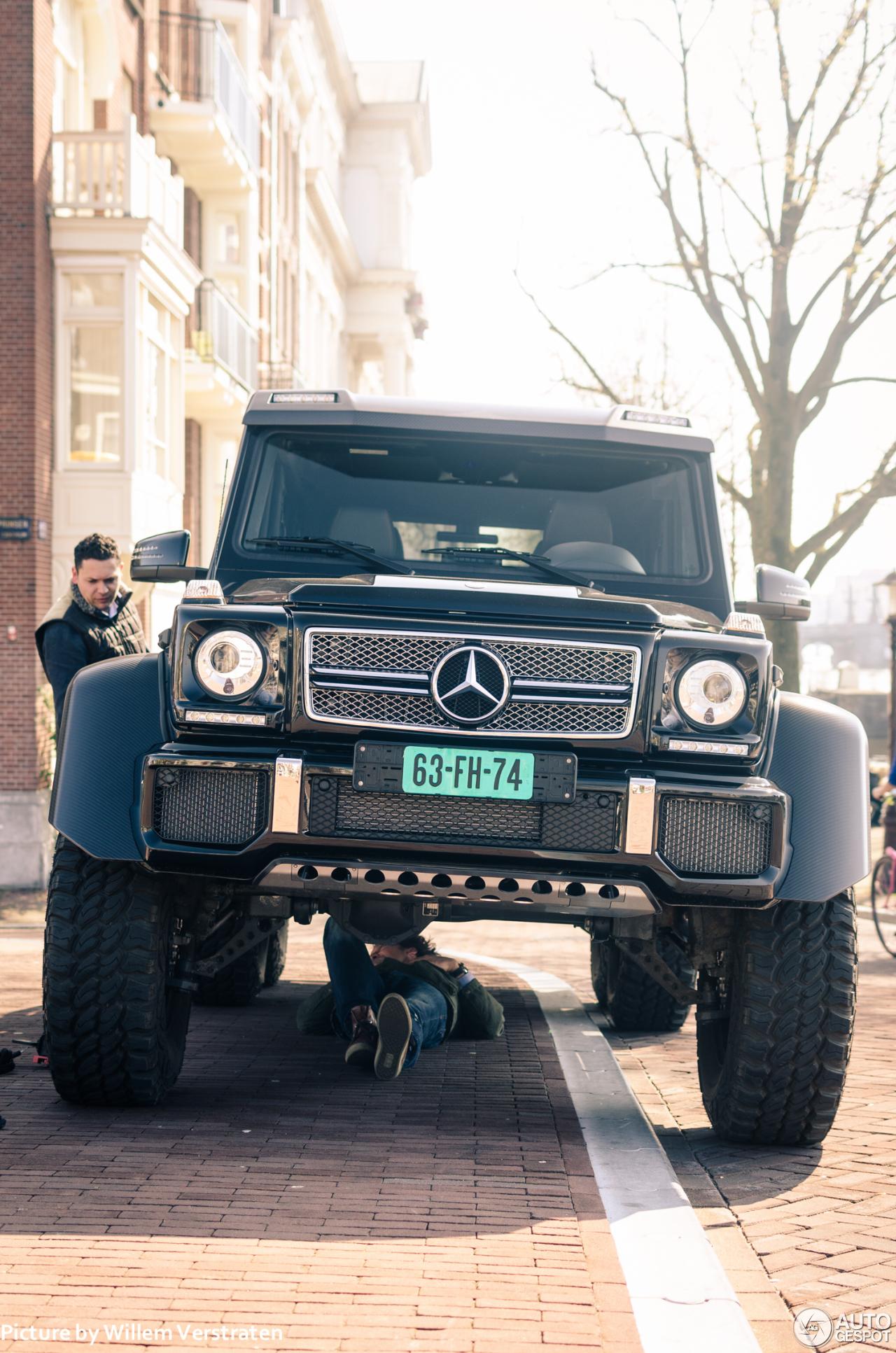 奔驰amg6x6图片 奔驰g63amg6x6进藏 奔驰amg 6x6 奔驰g63 Amg 6x6报价 奔驰g63