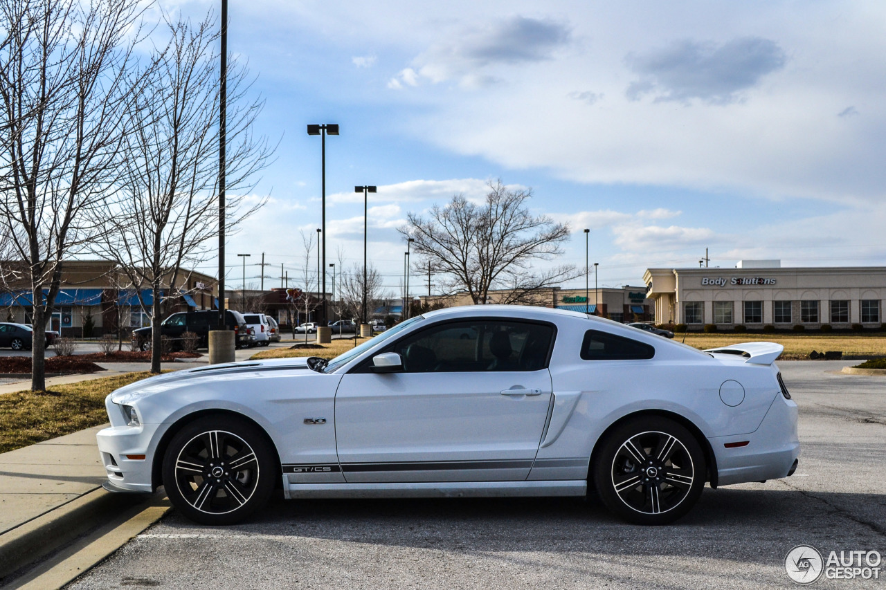 Ford Mustang Gt California Special 2013 29 March 2014