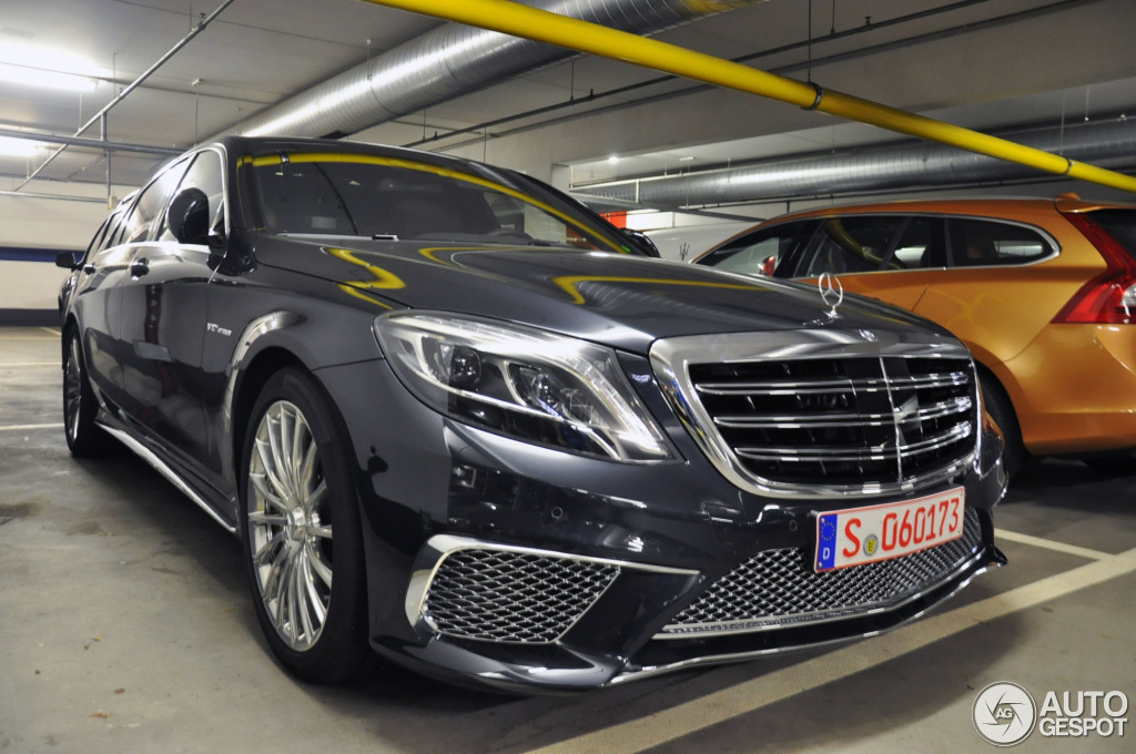 Mercedes-Benz S 65 AMG V222 - 29      2014 - Autogespot