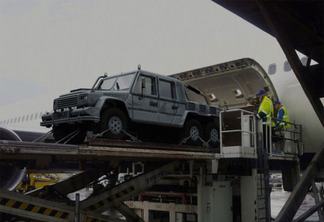 Mercedes-Benz G 63 AMG Sahara G-eopard by Dartz Motors