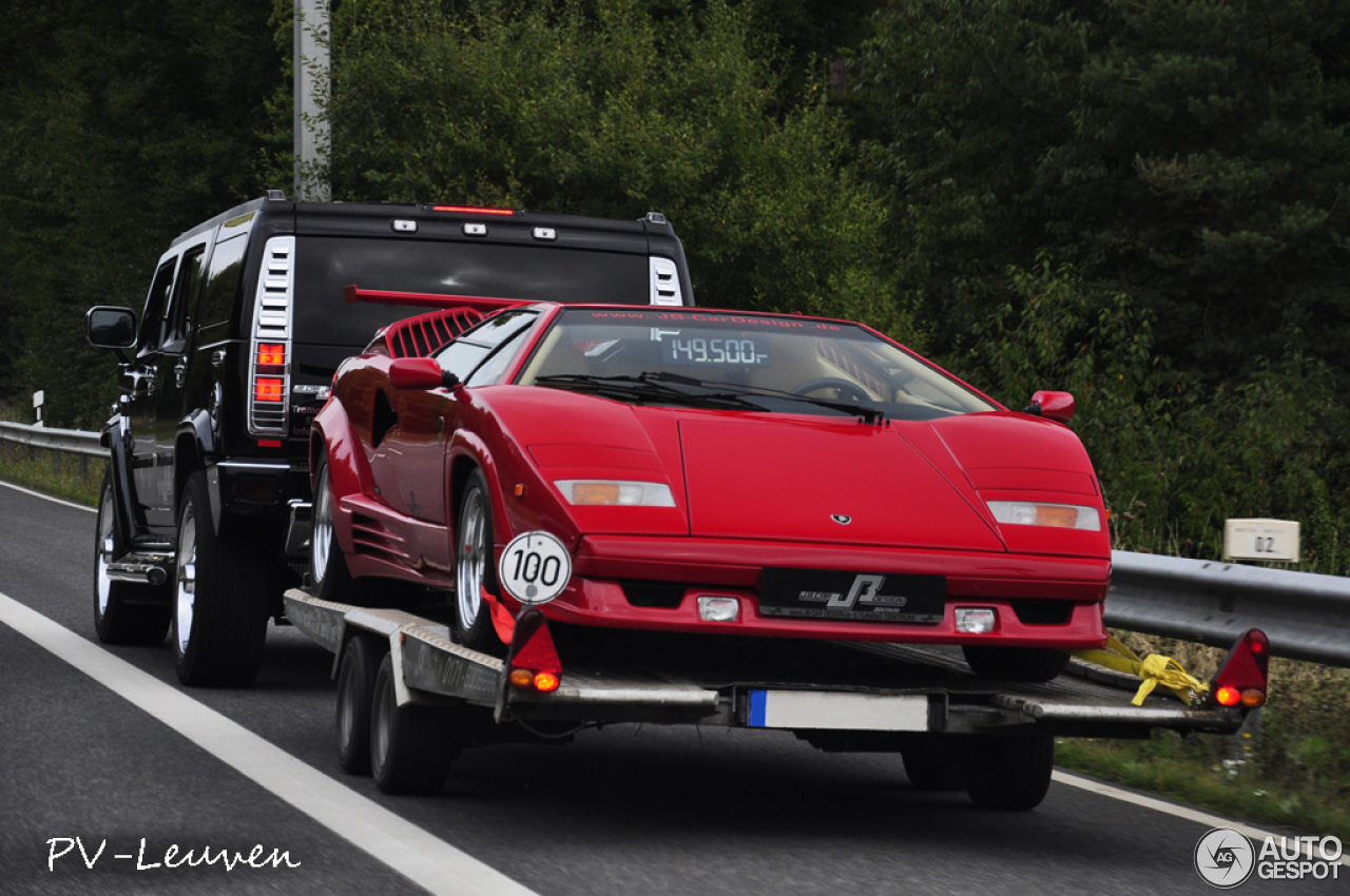 lamborghini countach 25th anniversary 30 mrz 2014 autogespot. Black Bedroom Furniture Sets. Home Design Ideas