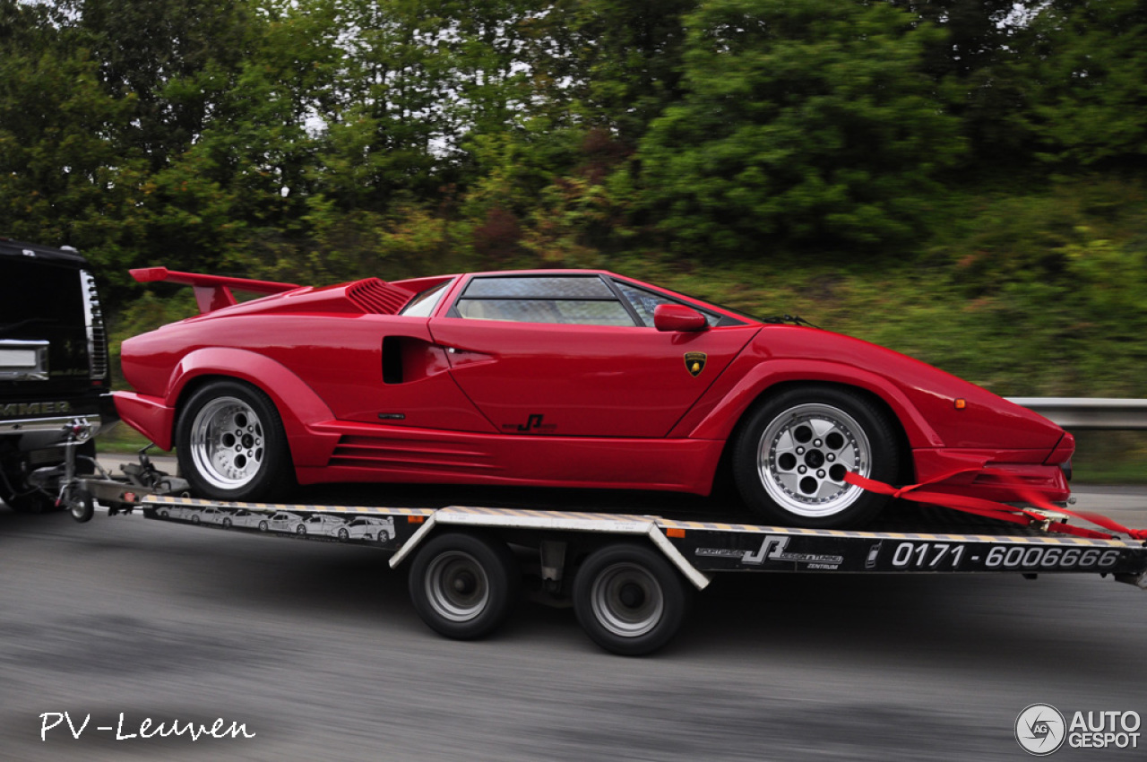 Lamborghini Countach 25th Anniversary 30 March 2014 Autogespot