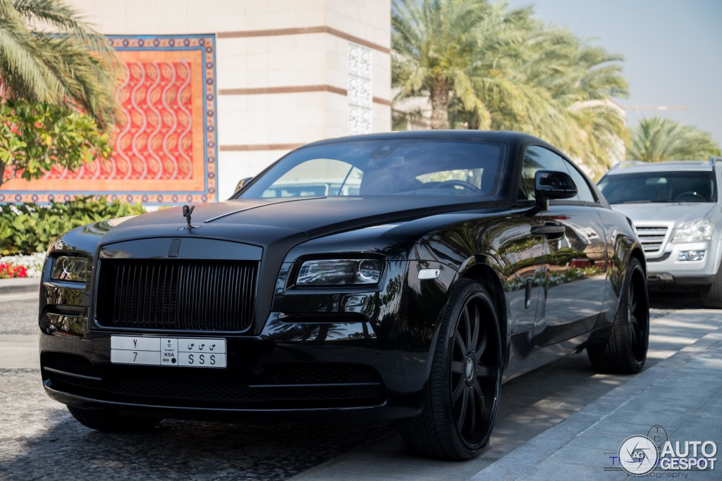 Rolls Royce Wraith 30 March 2014 Autogespot