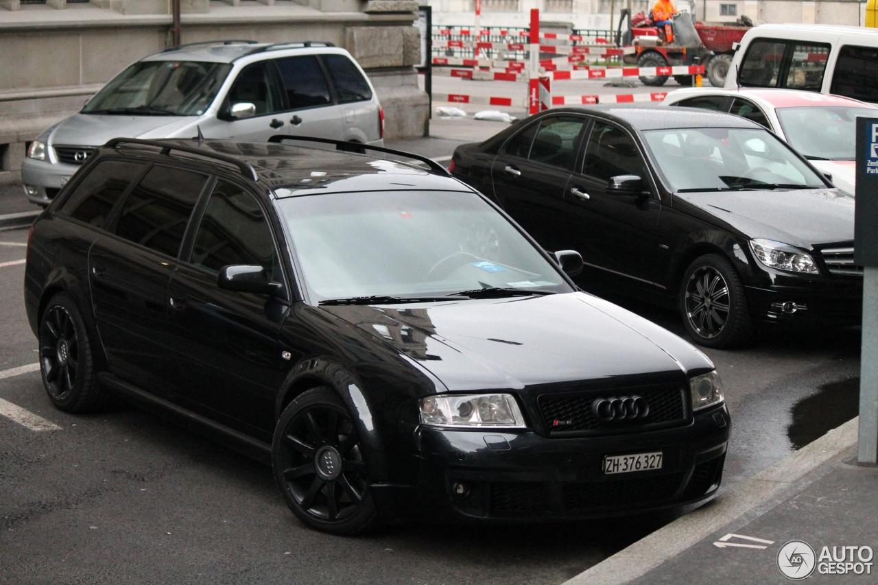 Audi RS6 Plus Avant C5 - 31 maart 2014 - Autogespot