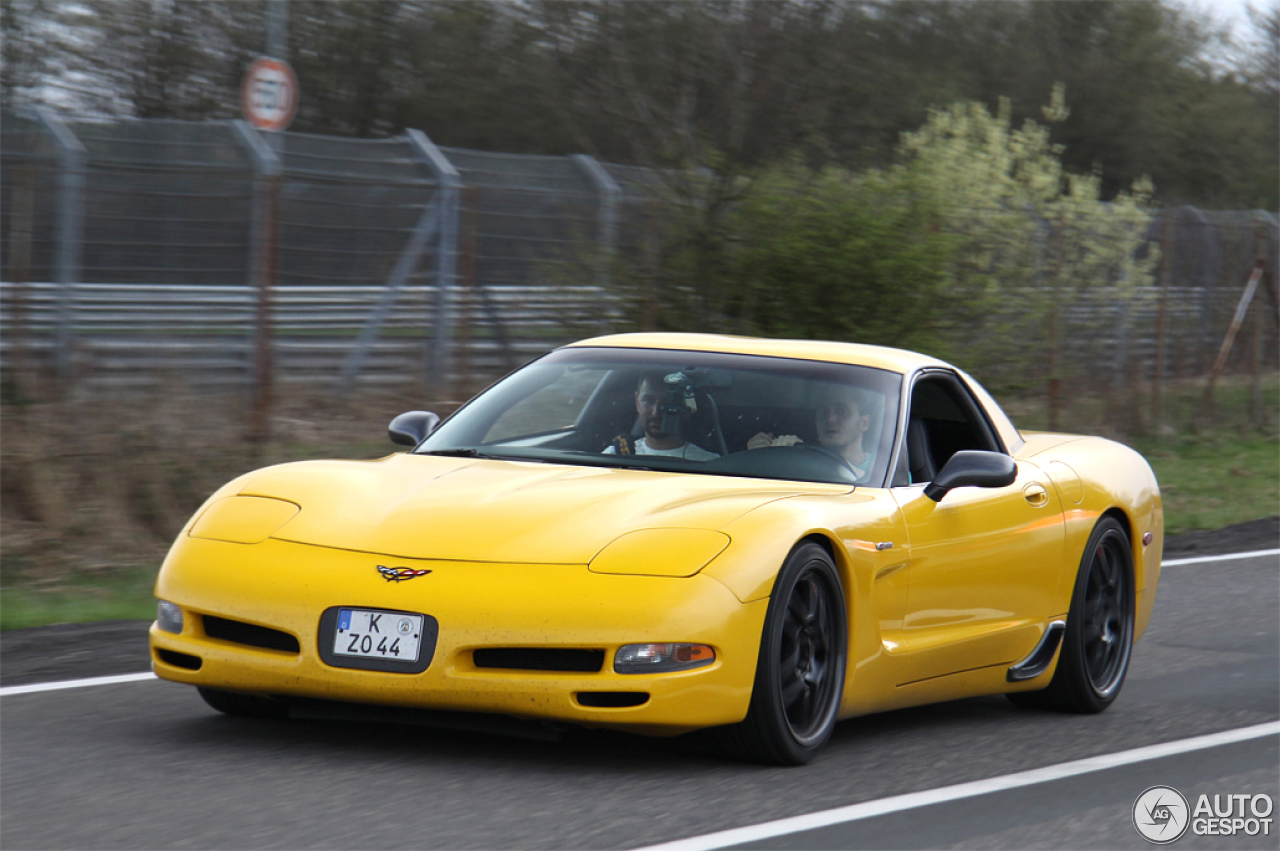 Z06 Corvette For Sale >> Chevrolet Corvette C5 Z06 - 31 March 2014 - Autogespot