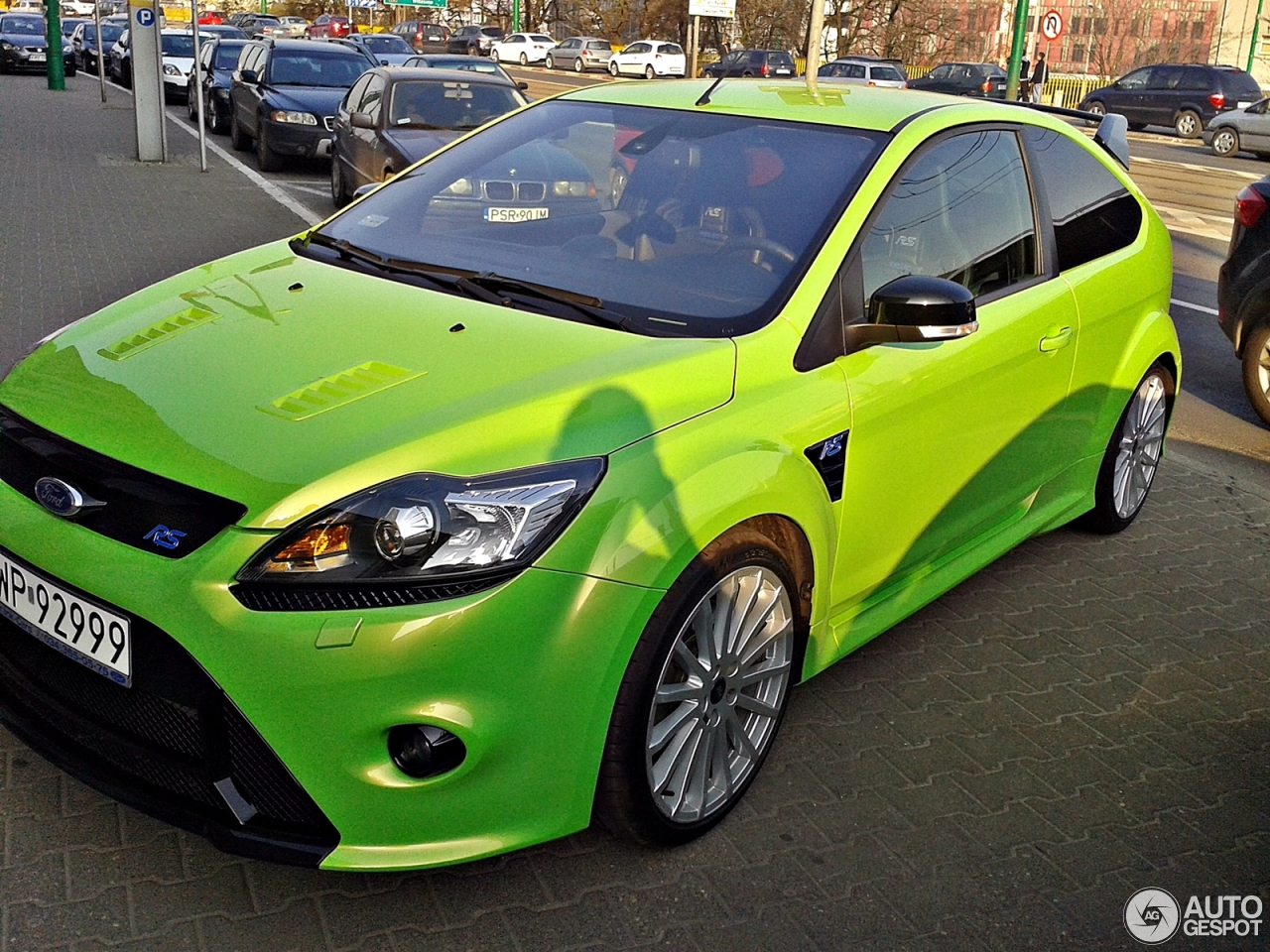 ford focus rs 2009 31 march 2014 autogespot. Black Bedroom Furniture Sets. Home Design Ideas