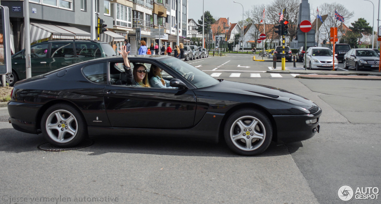 ferrari 456 gt 1 april 2014 autogespot. Black Bedroom Furniture Sets. Home Design Ideas