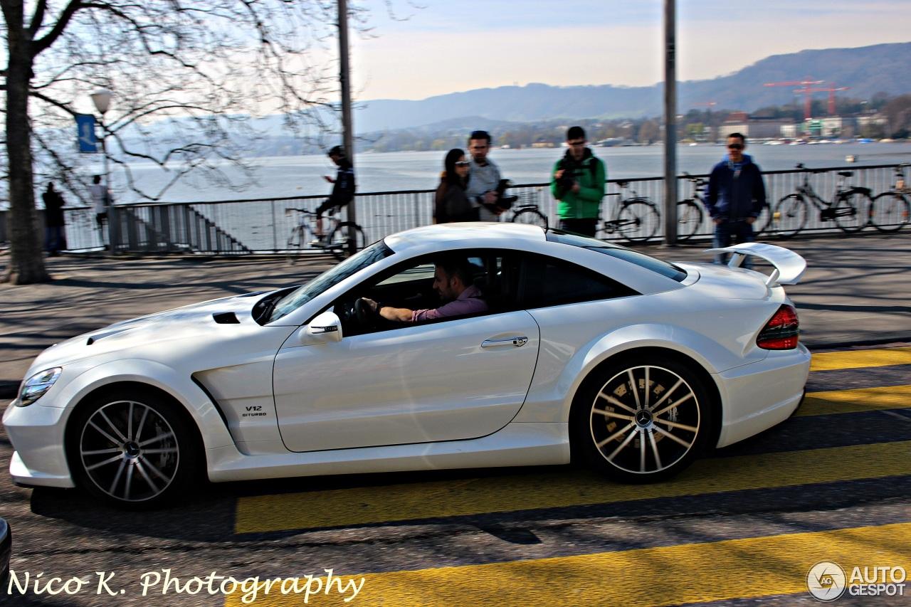 Mercedes benz sl 65 amg black series 2 april 2014 for Mercedes benz sl series