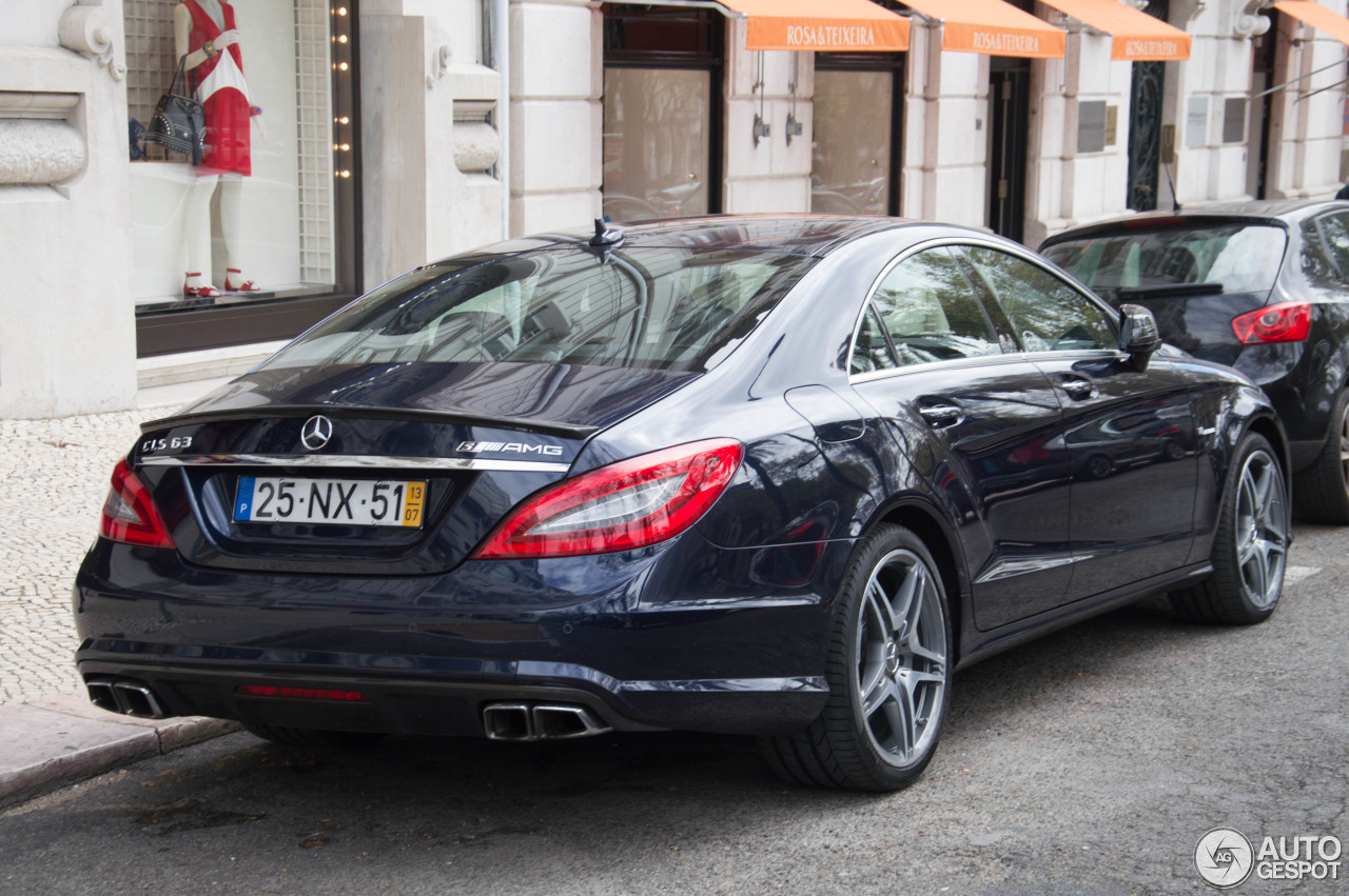 mercedes benz cls 63 amg s c218 3 april 2014 autogespot. Black Bedroom Furniture Sets. Home Design Ideas