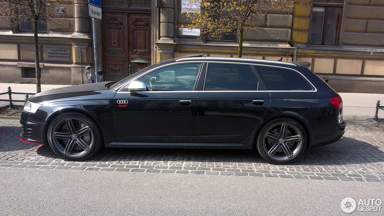 The Audi RS 6 Avant  The World of Audi