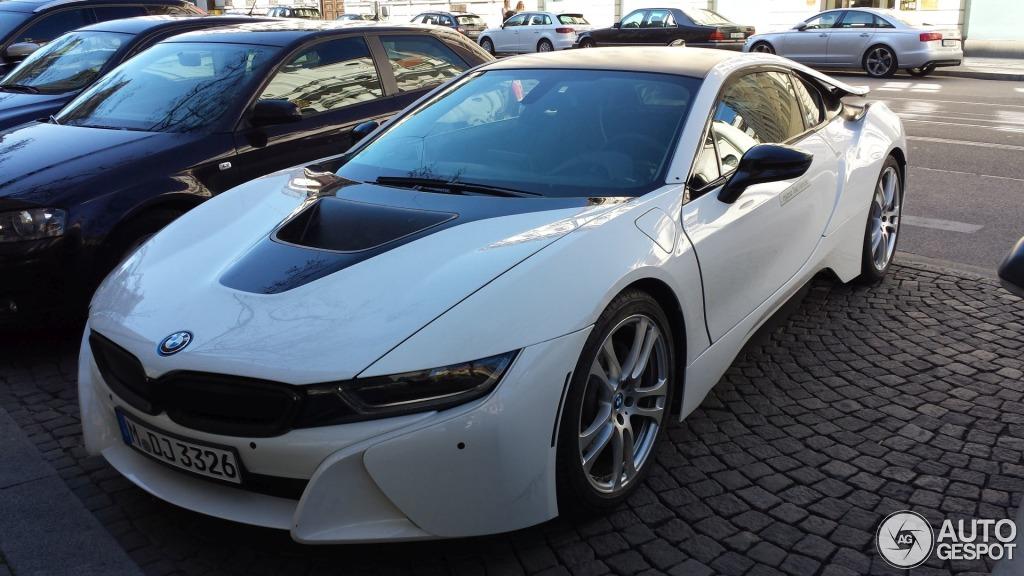 BMW I April Autogespot - 2015 new bmw