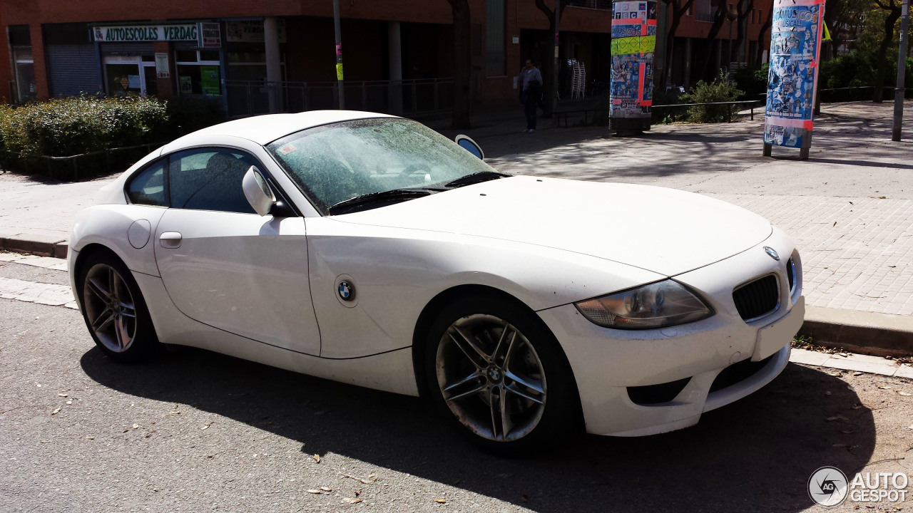 Bmw Z4 M Coup 233 4 April 2014 Autogespot