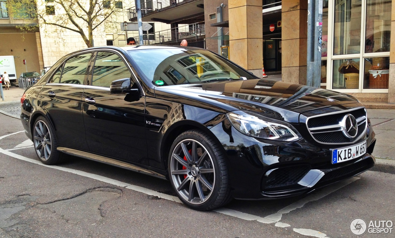 Mercedes Benz E 63 Amg S W212 4 April 2014 Autogespot