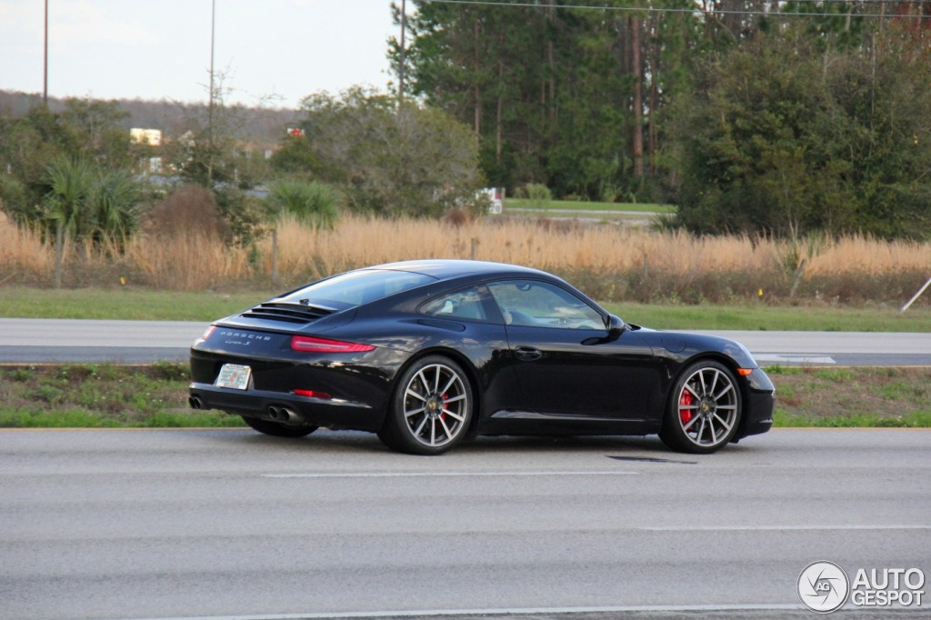 Porsche 991 Carrera S  4 April 2014  Autogespot