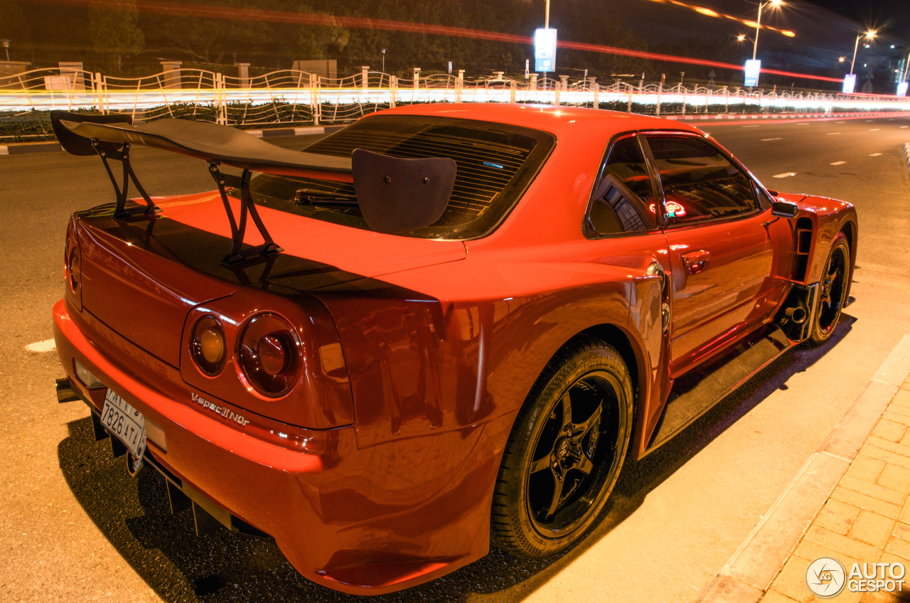 nissan skyline r34 gt r v spec ii n r 5 april 2014. Black Bedroom Furniture Sets. Home Design Ideas