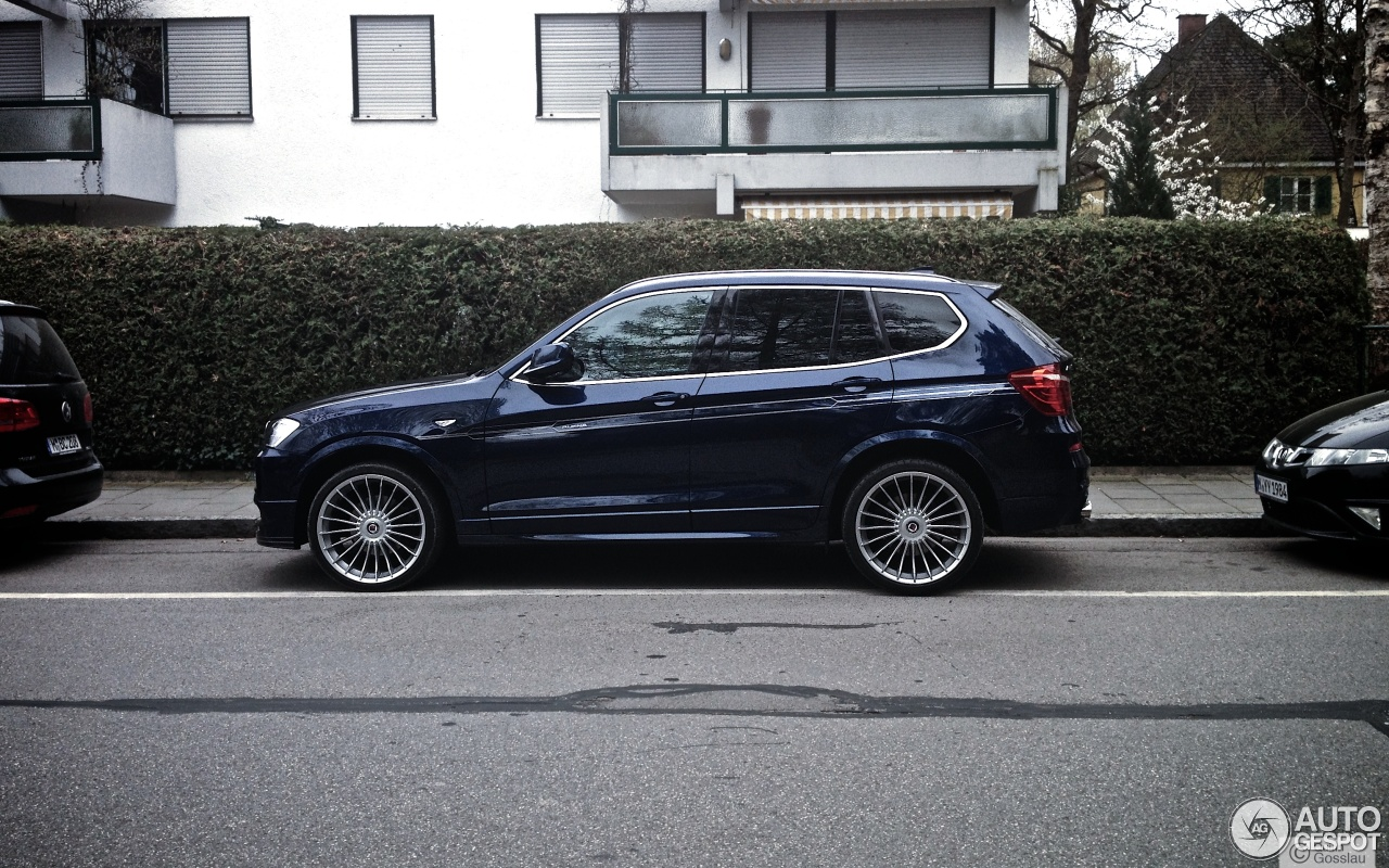 Alpina Xd3 Biturbo 6 April 2014 Autogespot