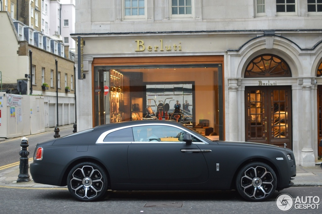 Rolls Royce Wraith 6 April 2014 Autogespot