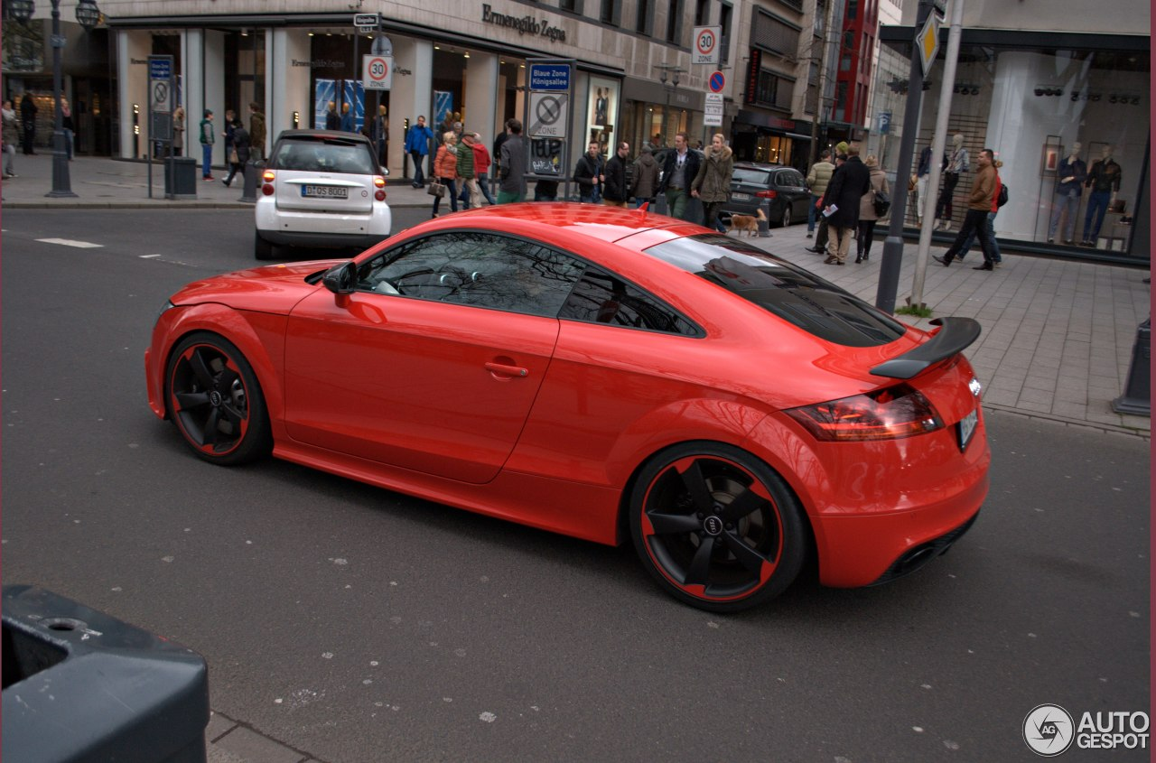 Audi Tt Rs Plus 8 April 2014 Autogespot