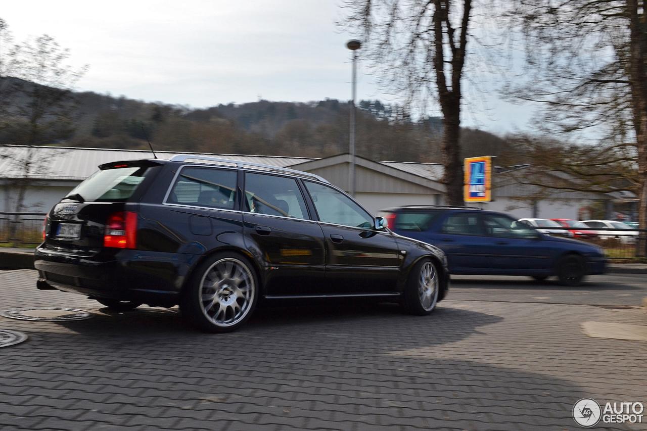 Audi rs4 avant 2013 acceleration 7