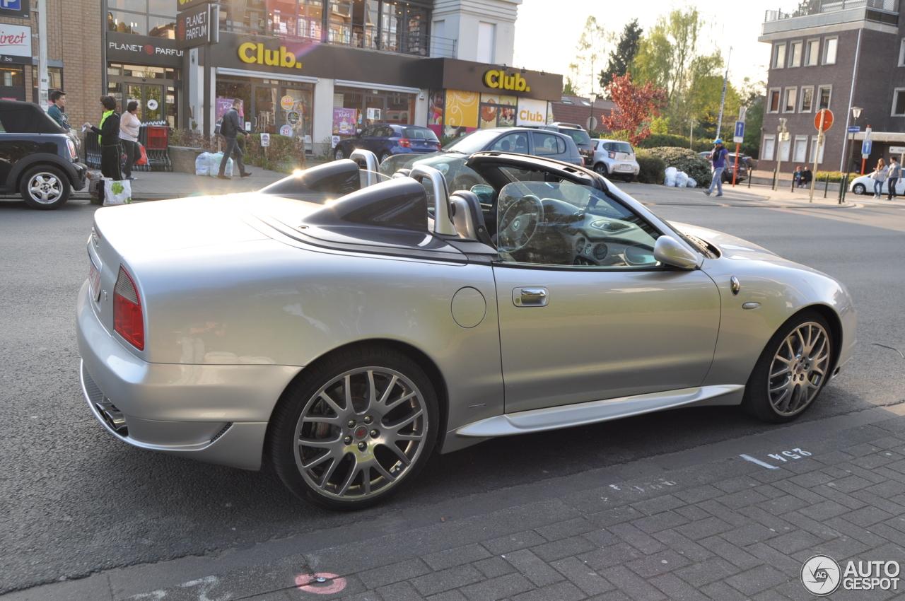 Maserati Spyder 90th Anniversary 10 April 2014 Autogespot